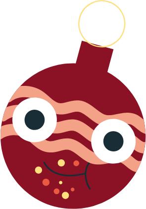 Kerst Knabbelbox