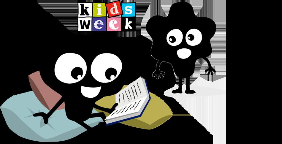 Kidsweek Kerst Knabbelbox